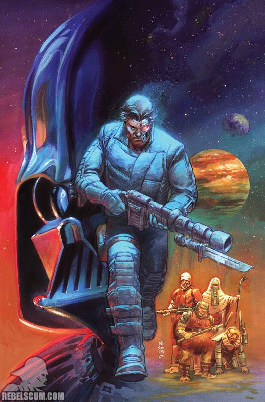 STAR WARS: TARGET VADER - MARVEL Target10
