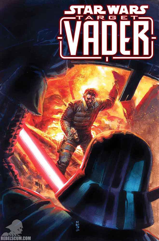 STAR WARS: TARGET VADER - MARVEL Target12