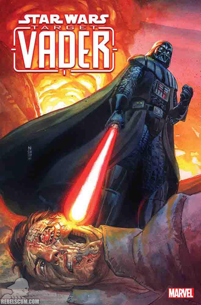 STAR WARS: TARGET VADER - MARVEL Target14