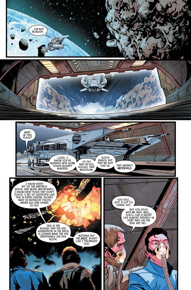 STAR WARS: TARGET VADER - MARVEL Target17