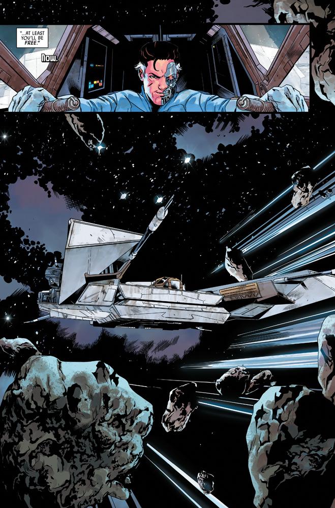 STAR WARS: TARGET VADER - MARVEL Target18