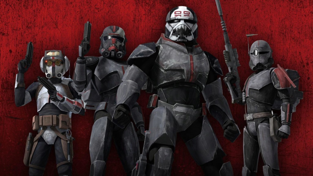 Les news de la série Star Wars: The Bad Batch Tbb10