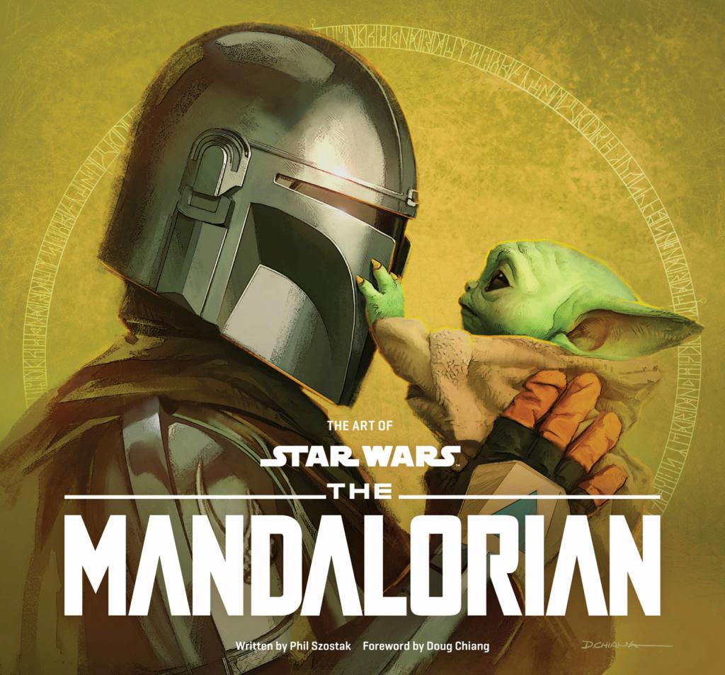 Star Wars Tout l'Art de Star Wars The Mandalorian - Saison 2 The_ar29