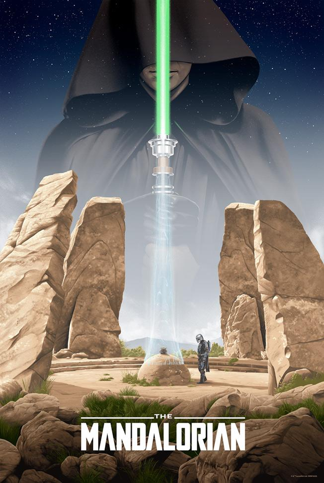 The Call of the Jedi - Artwork Star Wars - ACME Archives The_ca12