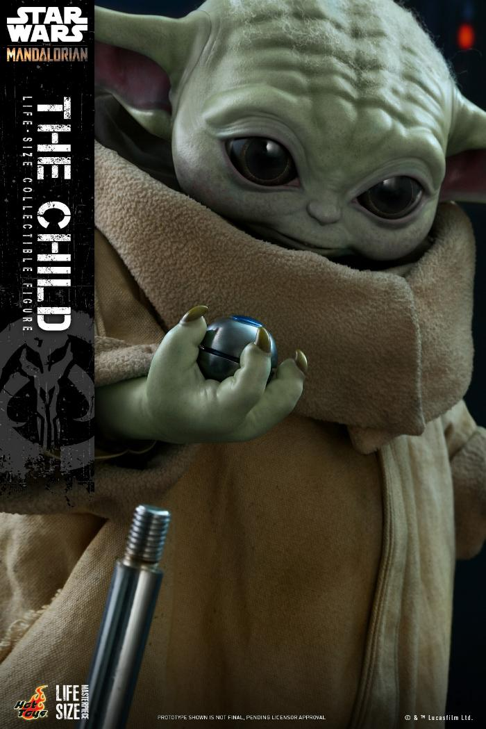 The Child Life-Size Collectible Figure - Hot Toys The_ch13