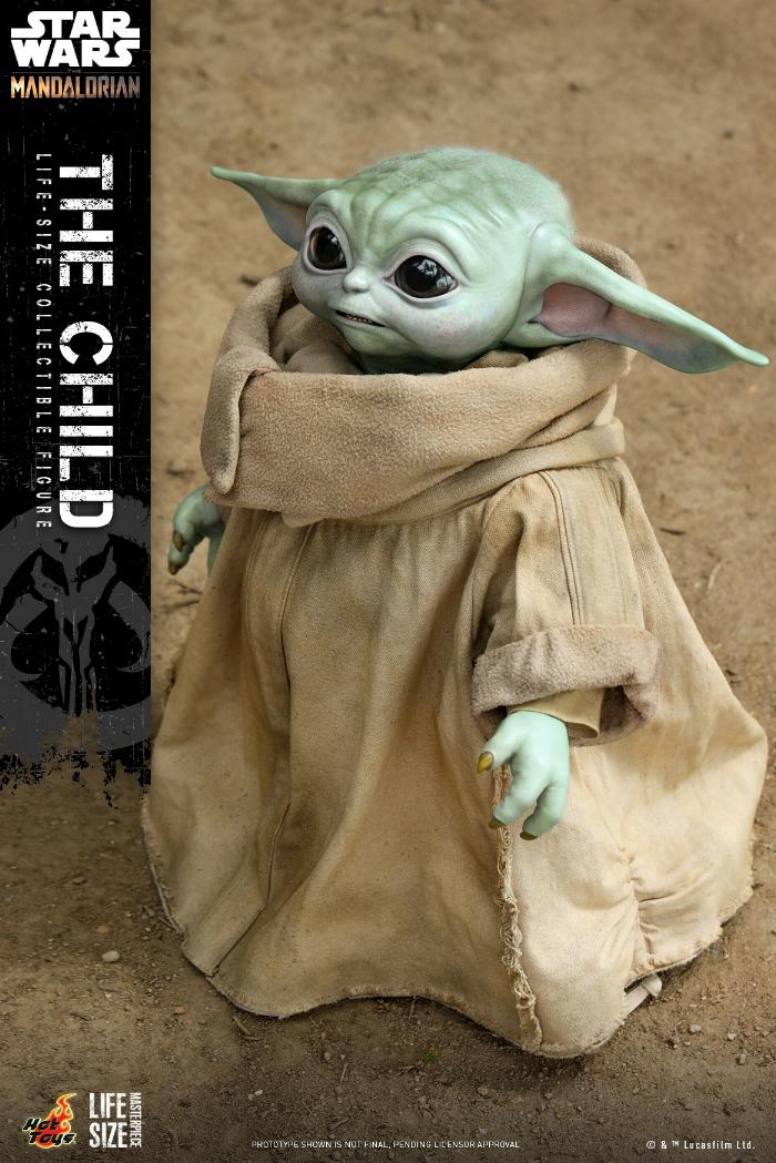 The Child Life-Size Collectible Figure - Hot Toys The_ch25