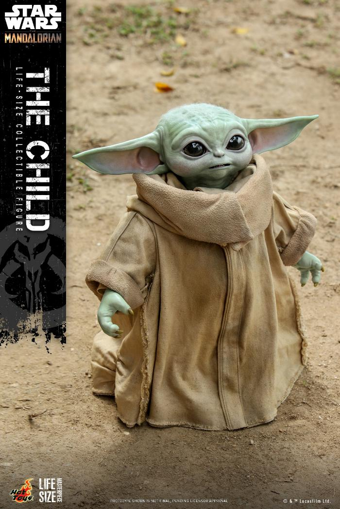 The Child Life-Size Collectible Figure - Hot Toys The_ch27