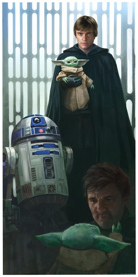The Choice - Artwork Star Wars - ACME Archives The_ch41