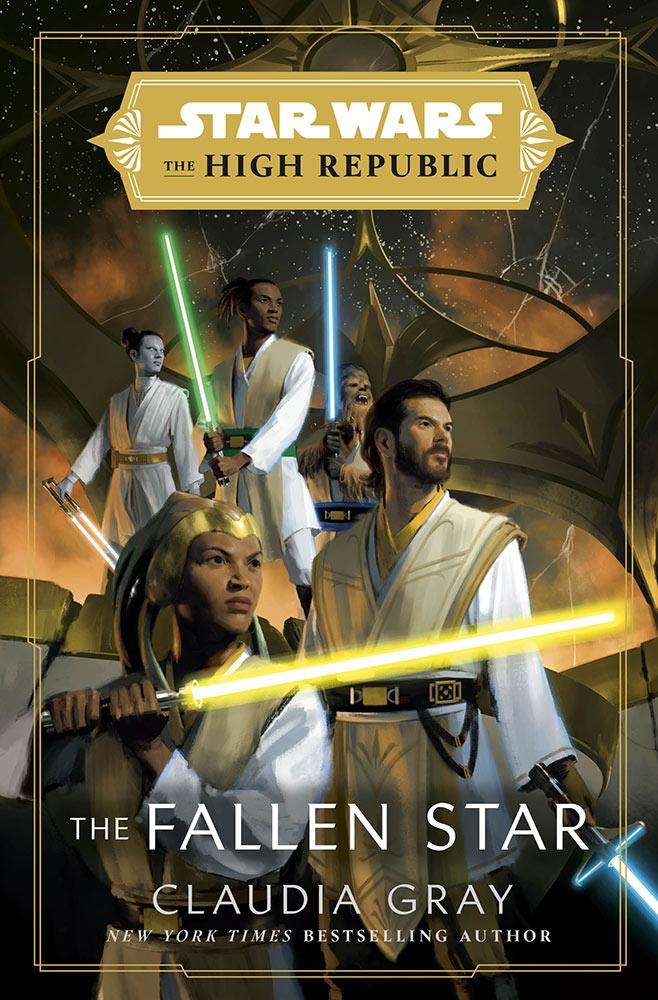 Star Wars The High Republic The Fallen Star de Claudia Gray The_fa11