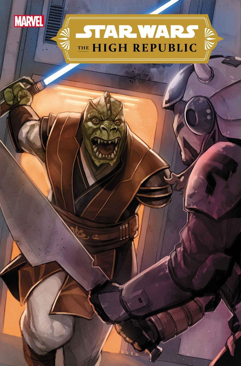 Star Wars The High Republic - Marvel The_hi12