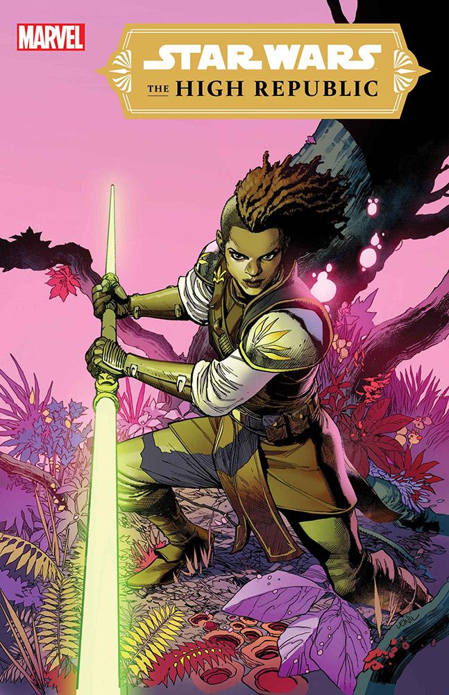 Star Wars The High Republic - Marvel The_hi15