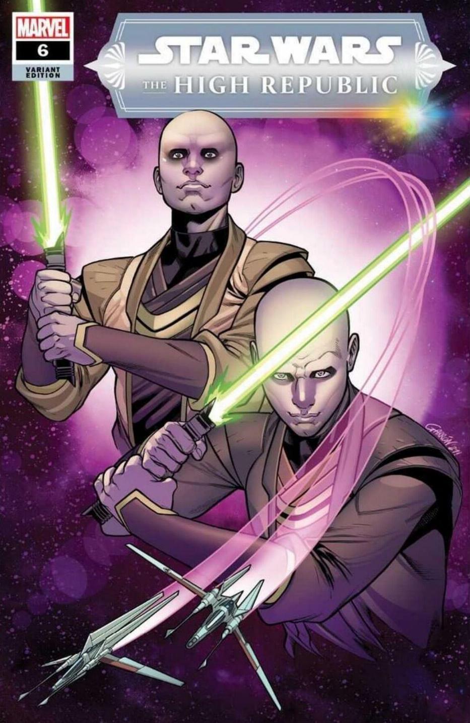 Star Wars The High Republic - Marvel The_hi23