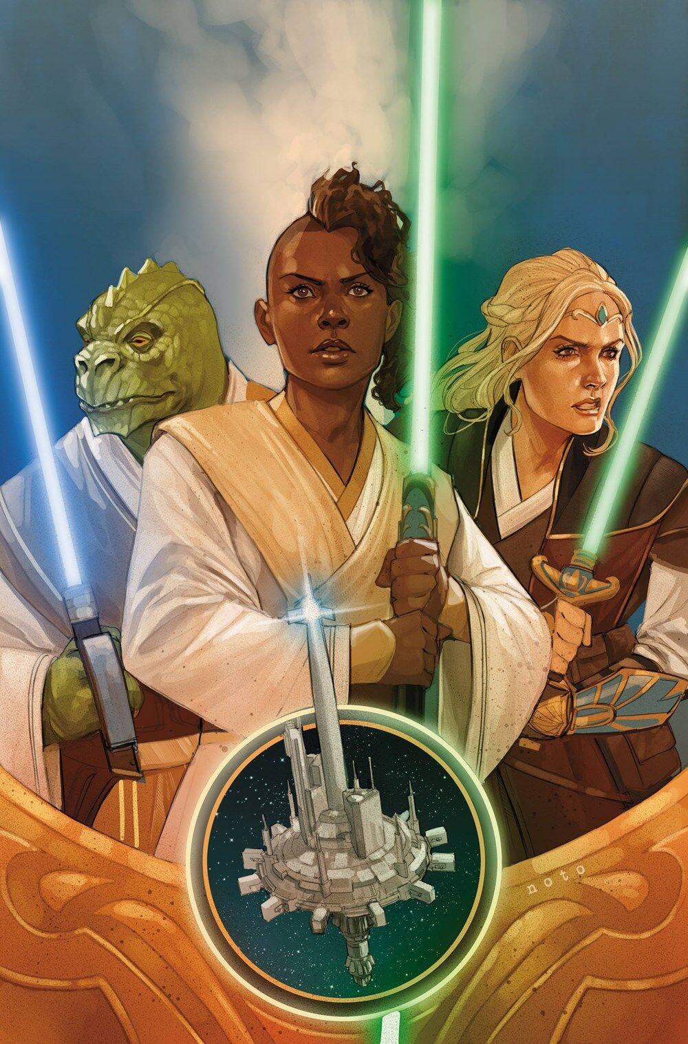 100% Star Wars La Haute République tome 01 - PANINI The_hi26