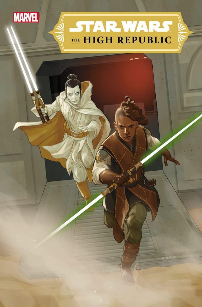 Star Wars The High Republic - Marvel The_hi30