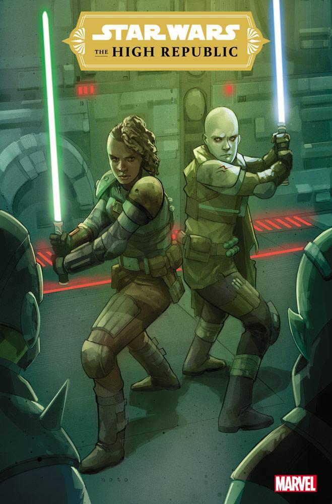 Star Wars The High Republic - Marvel The_hi32