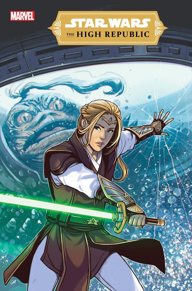 Star Wars The High Republic - Marvel The_hi33