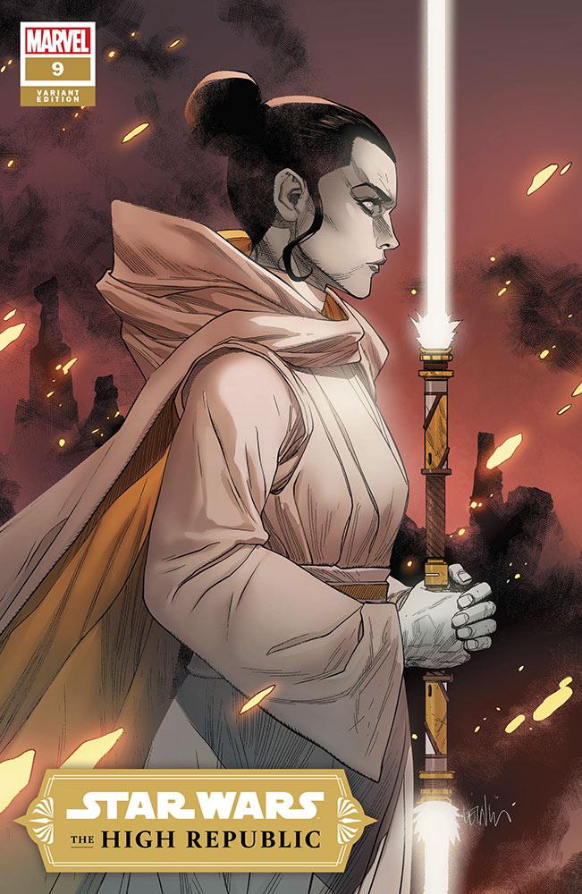 Star Wars The High Republic - Marvel The_hi34