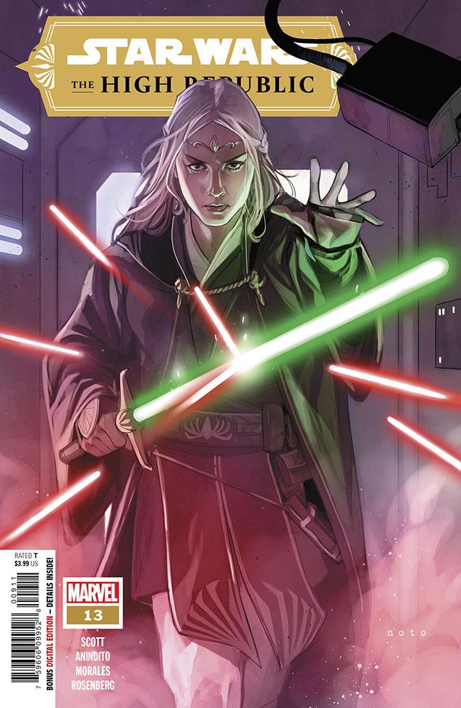 Star Wars The High Republic - Marvel The_hi37