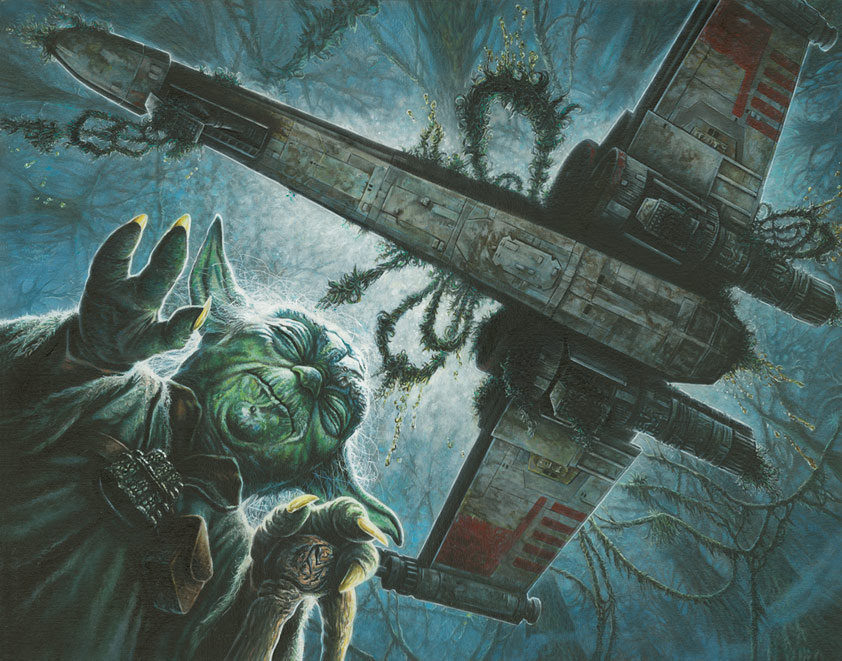 Artwork Star Wars - ACME - The Impossible The_im10