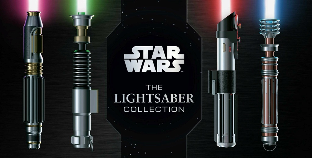 Star Wars - the Lightsaber Collection - Daniel Wallace The_li10