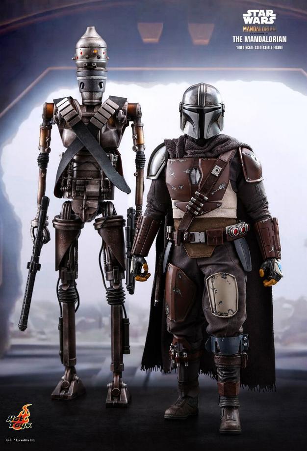 The Mandalorian 1/6 Scale Figure - Hot Toys Star Wars  The_ma10