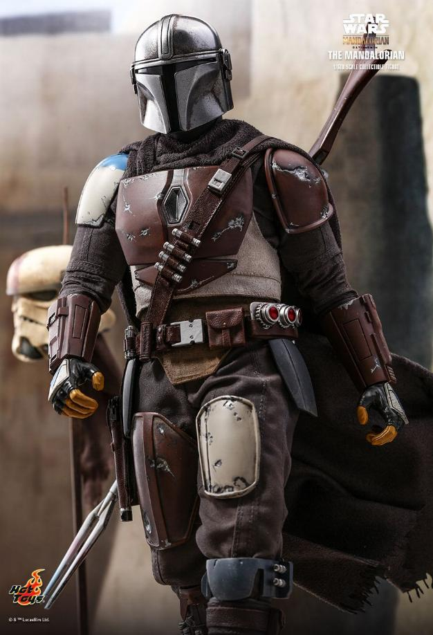The Mandalorian 1/6 Scale Figure - Hot Toys Star Wars  The_ma14