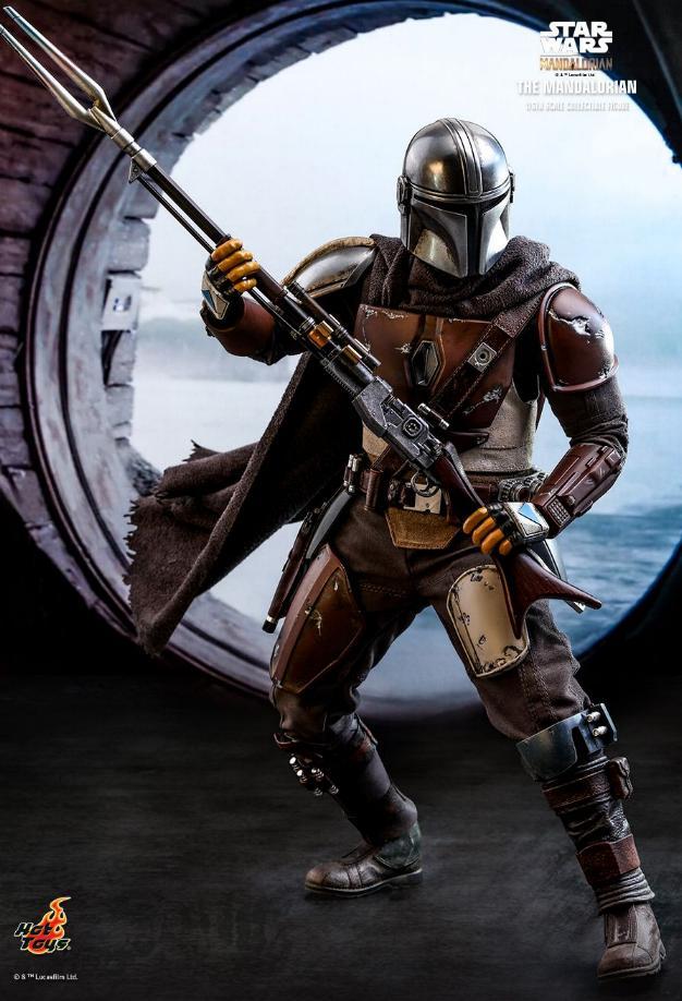 The Mandalorian 1/6 Scale Figure - Hot Toys Star Wars  The_ma16