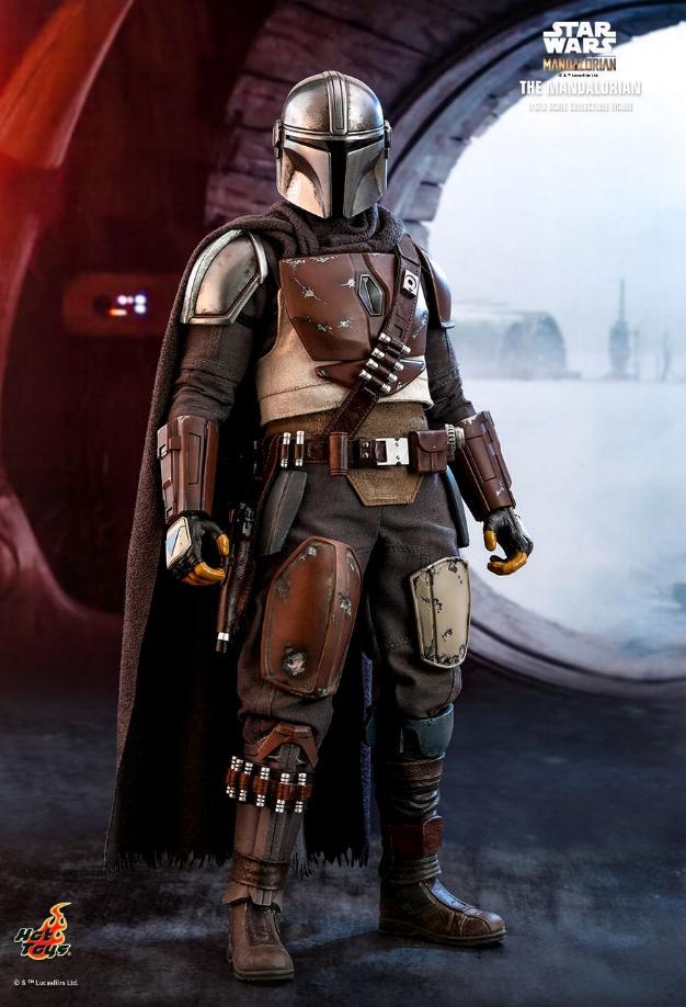 The Mandalorian 1/6 Scale Figure - Hot Toys Star Wars  The_ma19