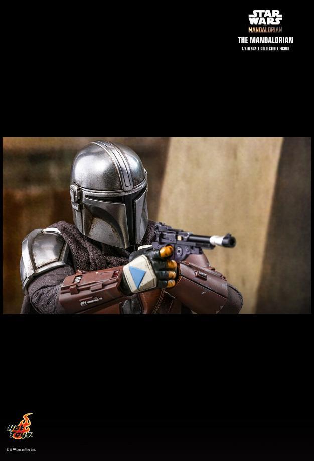 The Mandalorian 1/6 Scale Figure - Hot Toys Star Wars  The_ma23
