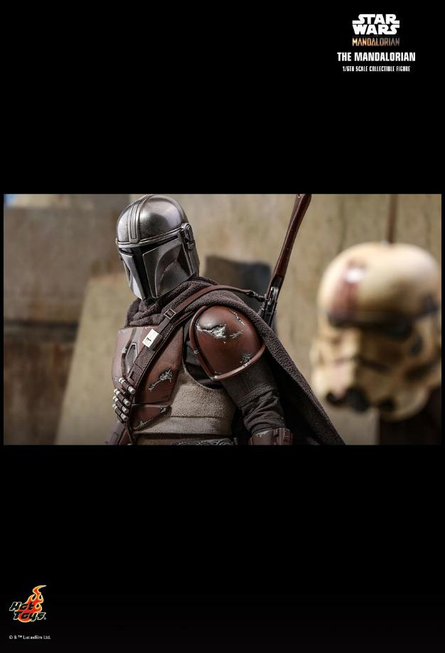 The Mandalorian 1/6 Scale Figure - Hot Toys Star Wars  The_ma25