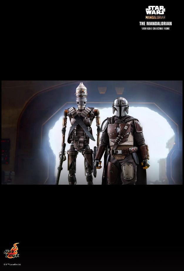 The Mandalorian 1/6 Scale Figure - Hot Toys Star Wars  The_ma32