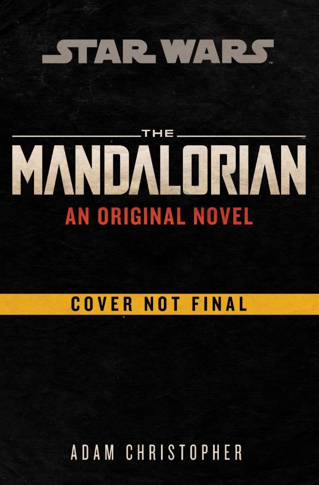 The Mandalorian Original Novel (Adulte) -  Adam Christopher The_ma37