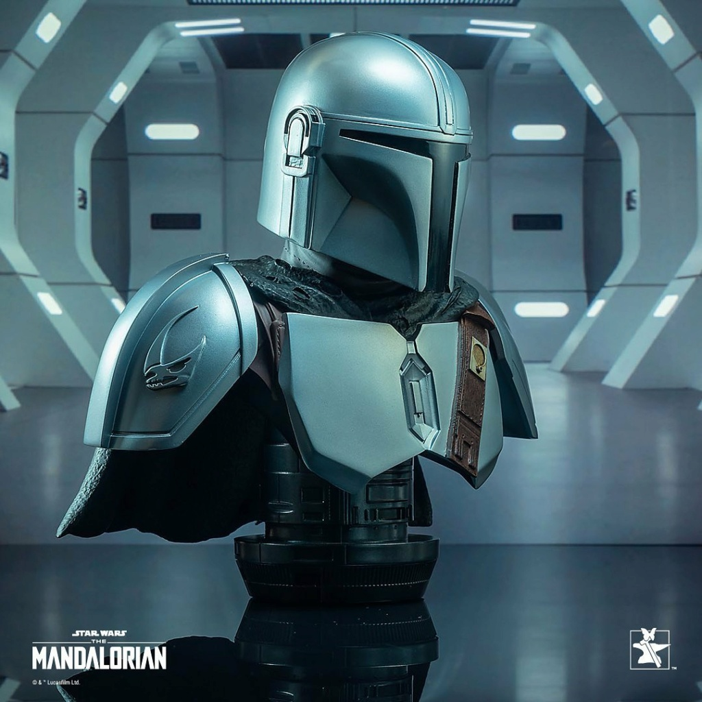 The Mandalorian (Beskar Armor) 1/2 Scale Legends 3D The_ma51