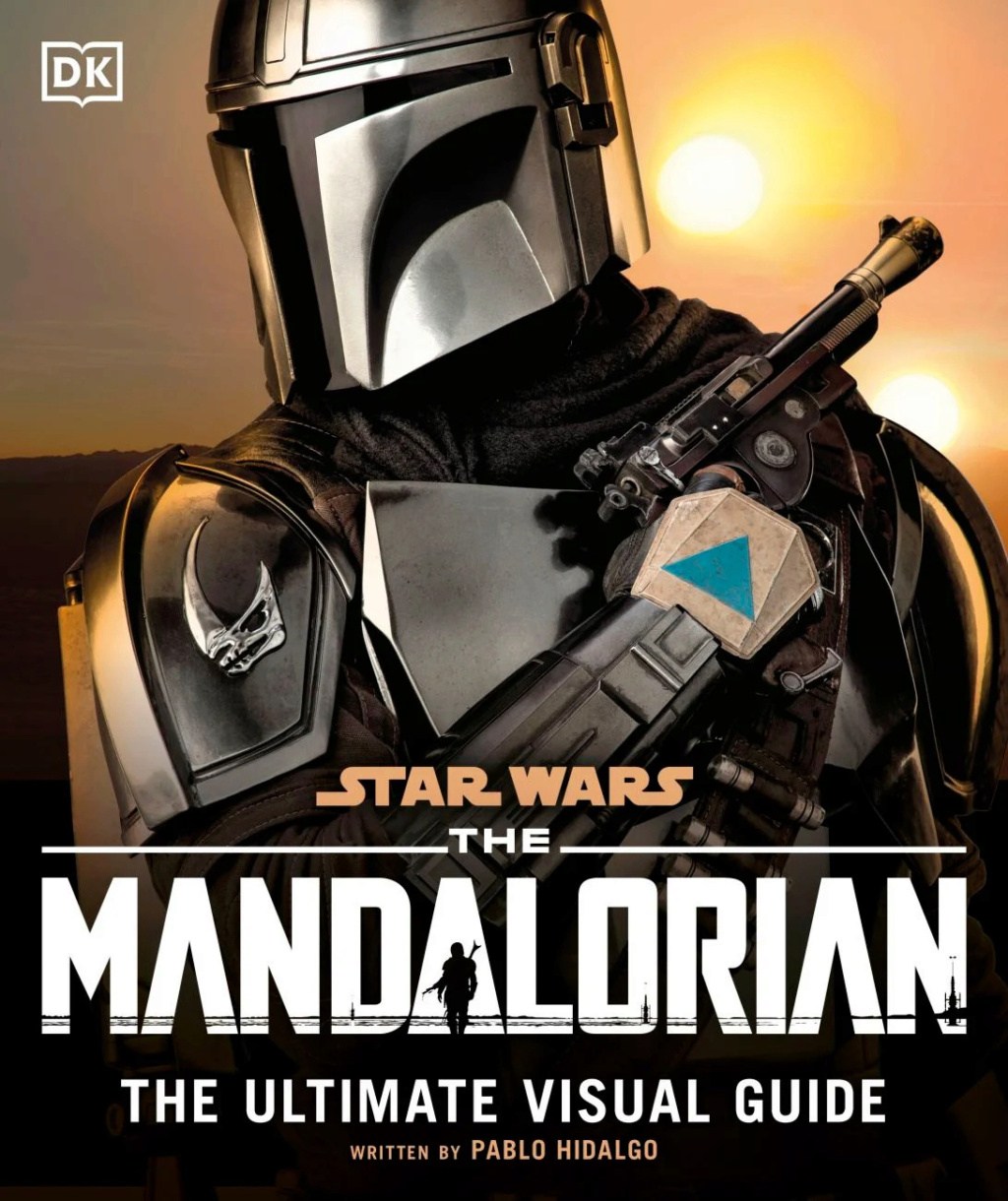 The Mandalorian: The Ultimate Visual Guide - Pablo Hidalgo The_ma55