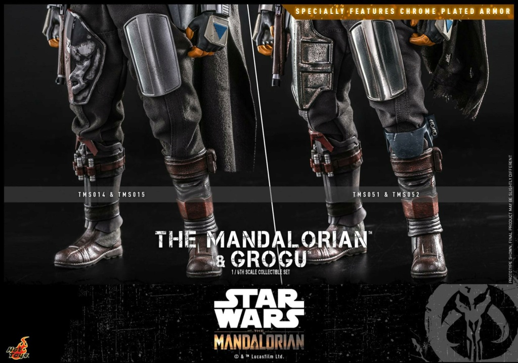 The Mandalorian and Grogu Collectible Set - Hot Toys The_ma63