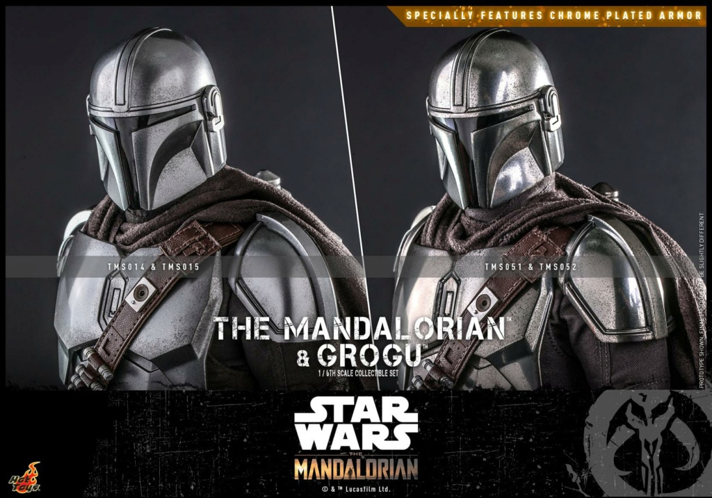 The Mandalorian and Grogu Collectible Set - Hot Toys The_ma64