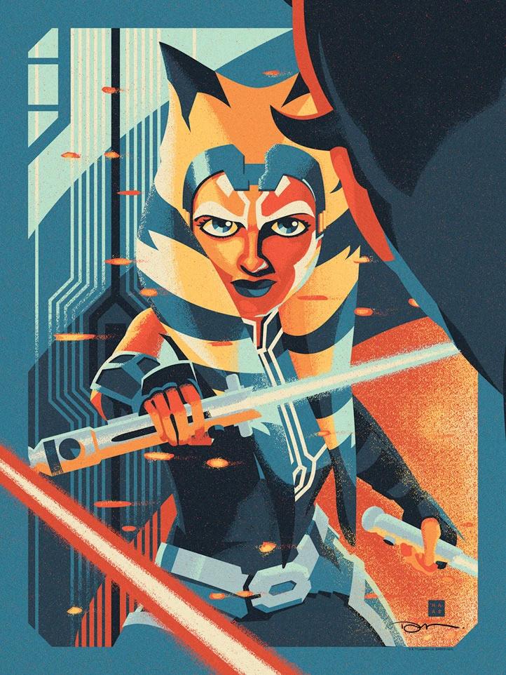 The Phantom Apprentice - Artwork Star Wars - ACME Archives The_ph11