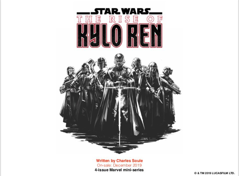 STAR WARS THE RISE OF KYLO REN - MARVEL The_ri11