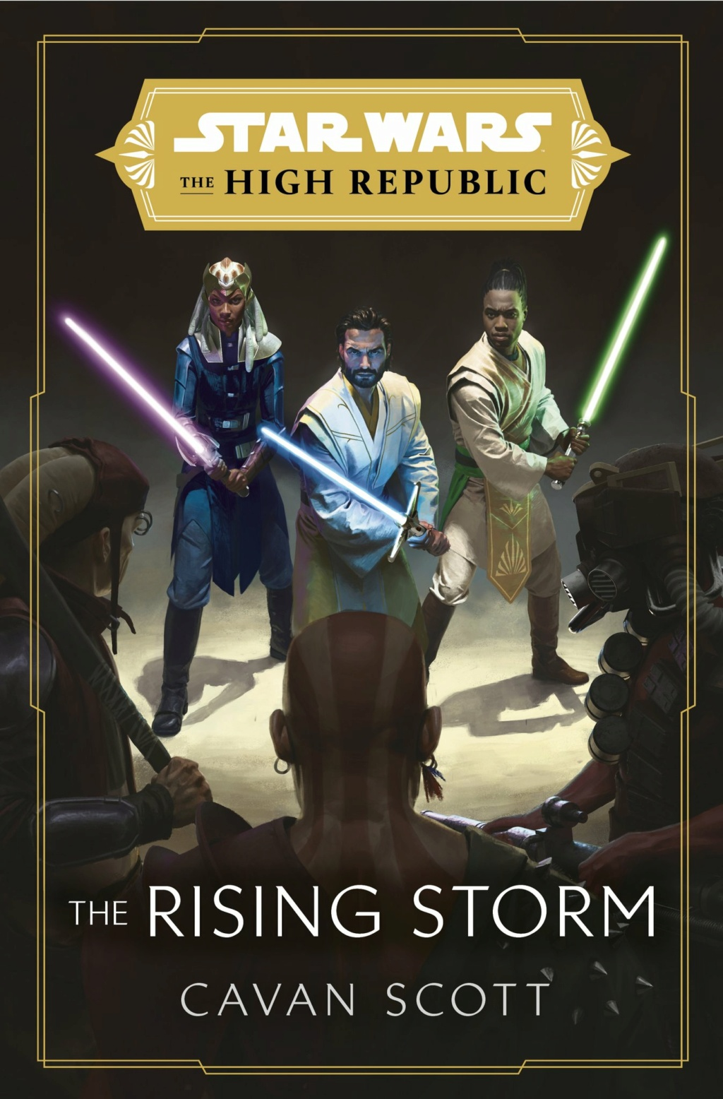 SW - The High Republic : The Rising Storm (Cavan Scott) The_ri26