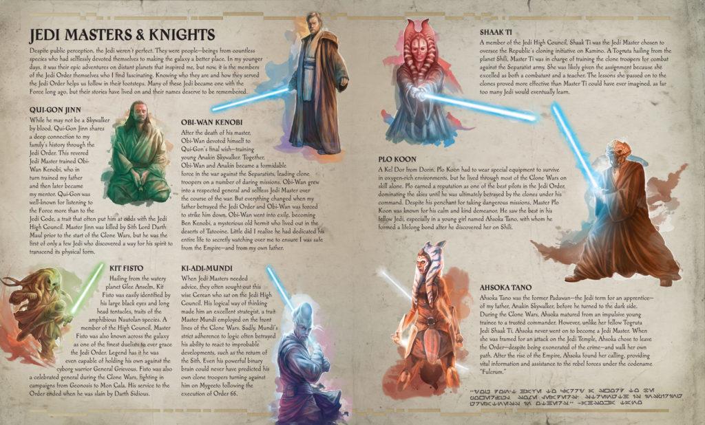 Star Wars The Secrets Of The JEDI  The_se13