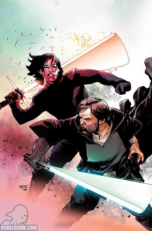 MARVEL - STAR WARS The Last Jedi Thelas10