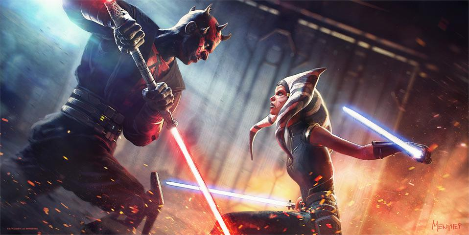 This Moment - Artwork Star Wars - ACME Archives This_m10
