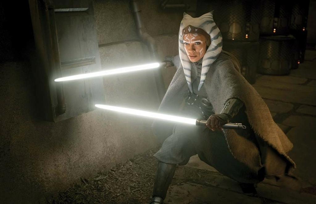Ryan Watson révèle les secrets des duels au sabre laser Thr_0411
