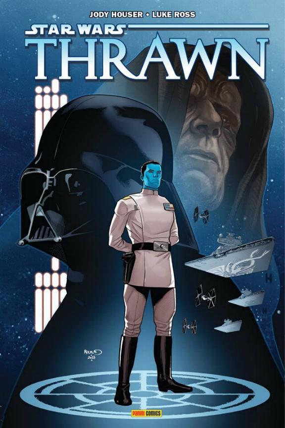 PANINI - Star Wars Thrawn Thrawn14