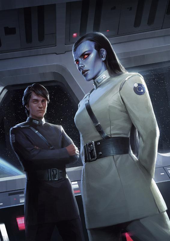 Star Wars - Thrawn : Treason (Timothy Zahn) Thrawn18