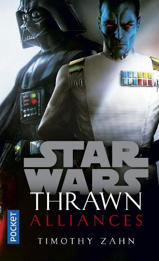 Calendrier 2019 des sorties romans Star Wars Thrawn19