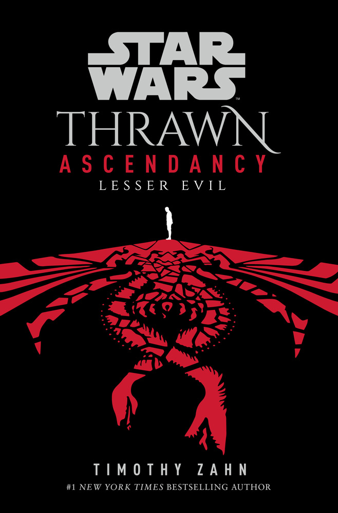 Star Wars : Thrawn Ascendancy : Lesser Evil (Timothy Zahn) Thrawn24