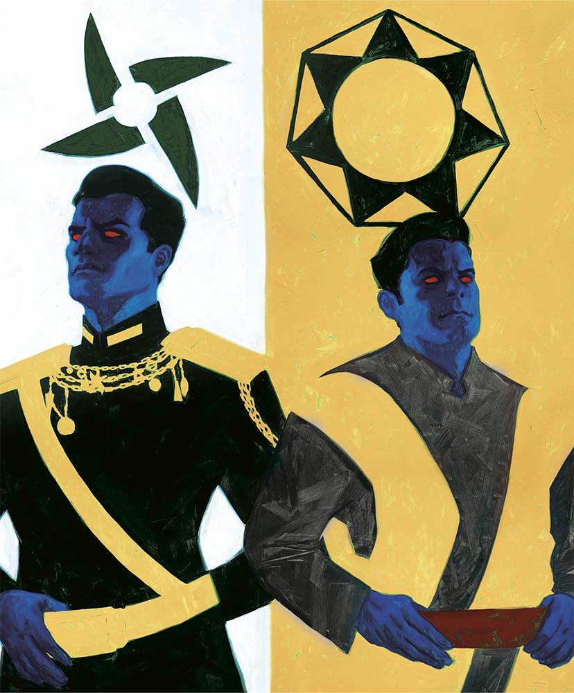 Star Wars : Thrawn Ascendancy : Lesser Evil (Timothy Zahn) Thrawn28