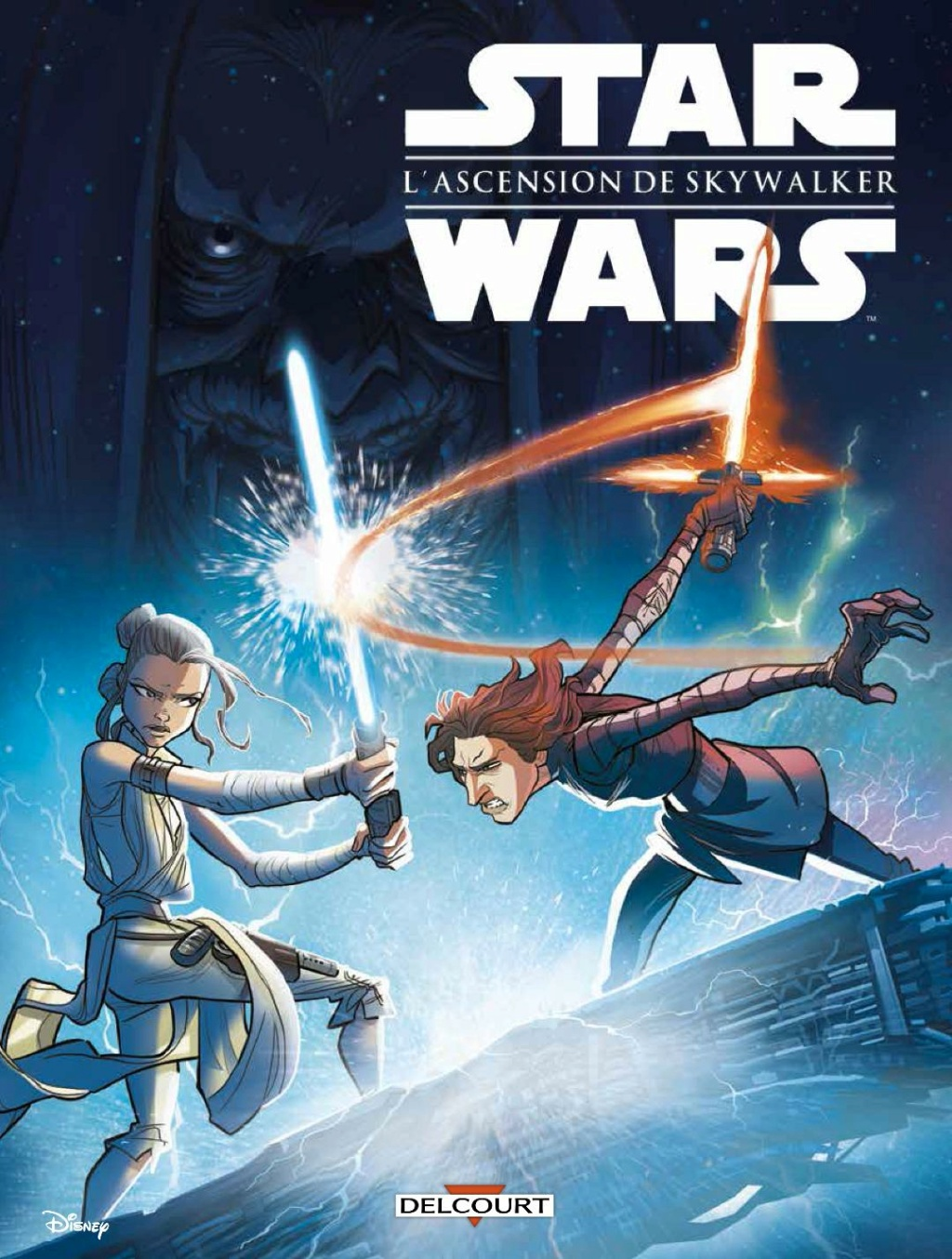 Star Wars L'Ascension de Skywalker (Jeunesse) - DELCOURT Thumbn10