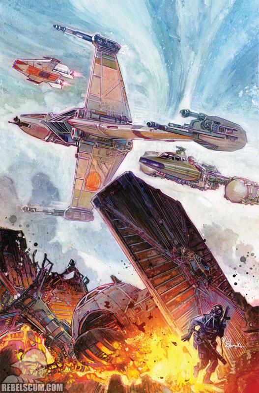 MARVEL - STAR WARS: TIE FIGHTER Tie-fi13